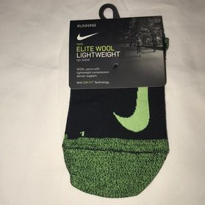 Nike Elite Wool Lightweight Unisex Sock